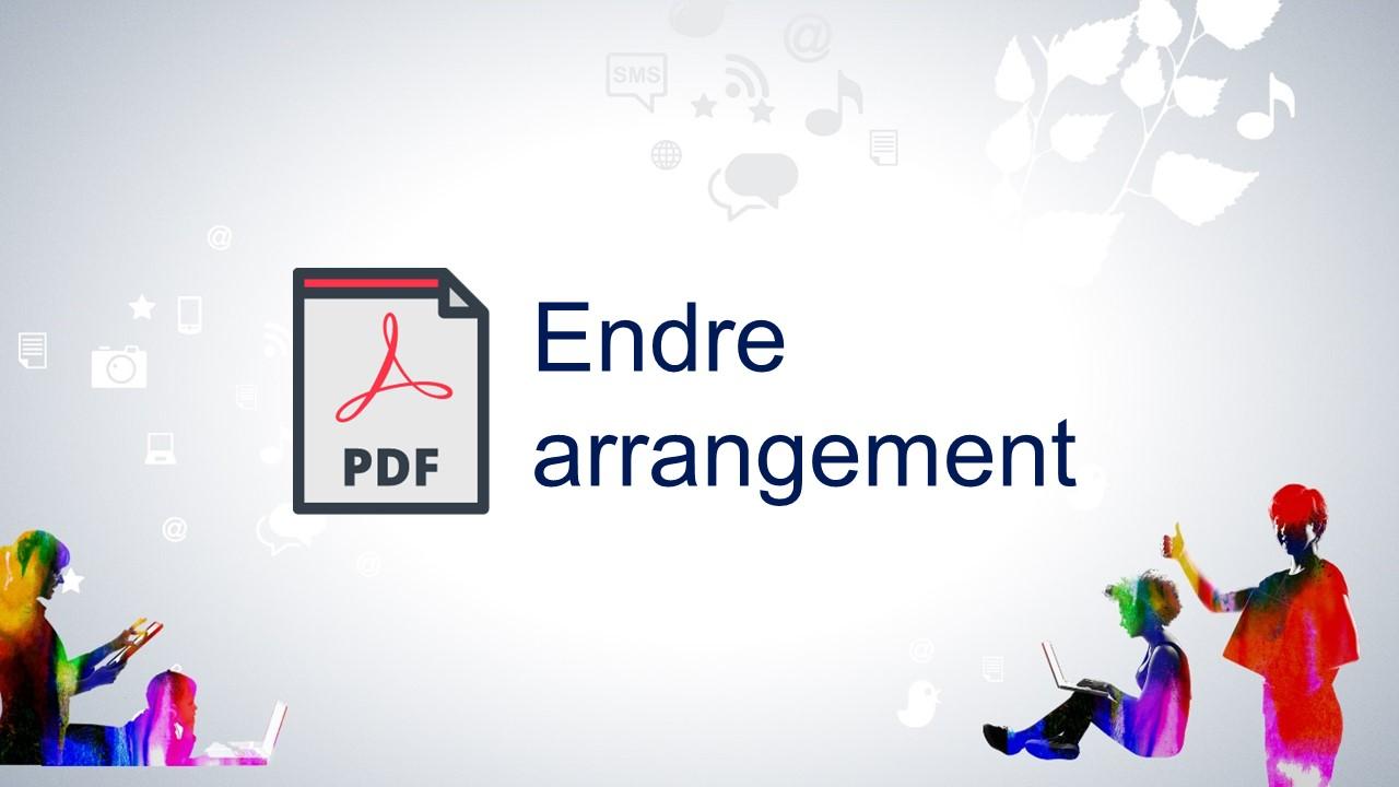 Enere arrangement - pdf-format