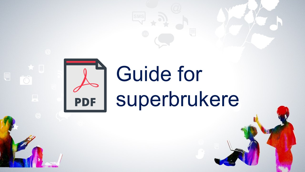 Guide for superbrukere - PDF-format