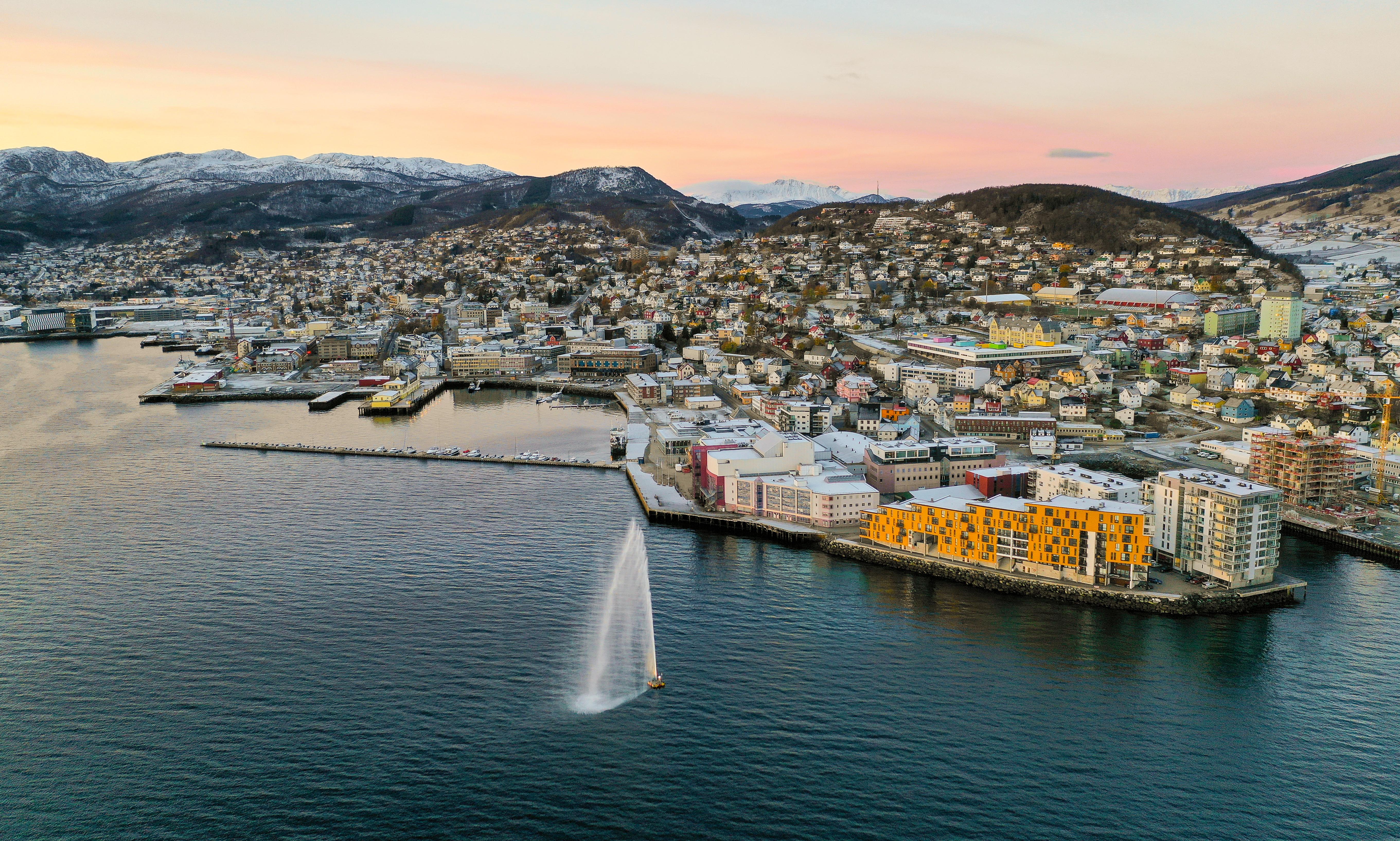 Beskriv bildet /  Fotograf: Øivind Arvola