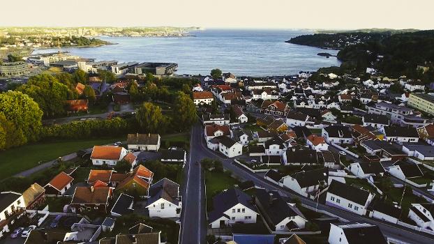 Larvik indre havn