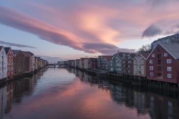 Bryggerekka - Trondheim