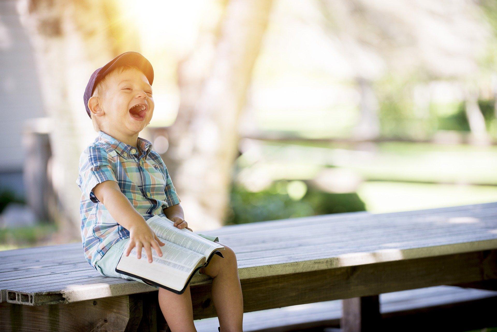 Der barn ler